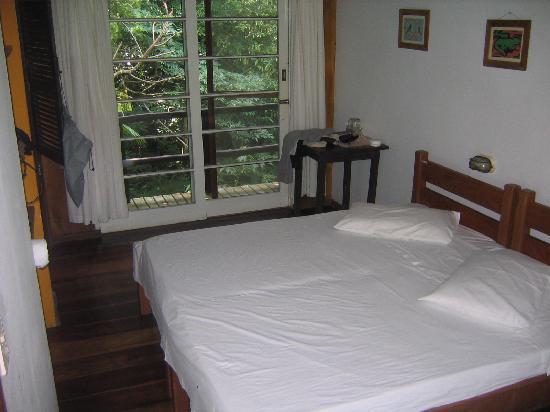Pousada Sitio Dos Tucanos : Room
