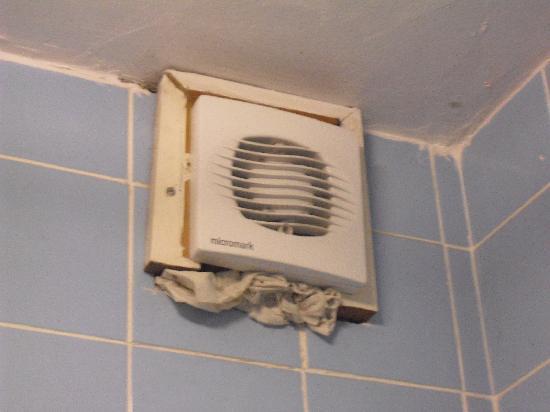 La ventilaci n del ba o fotograf a de aquarius hotel - Bano sin ventilacion ...