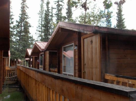 The Cabins at Denali Park Village: Cabins