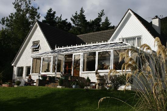 Dromnan Guest House: Dromnan GuestHouse Loch-side