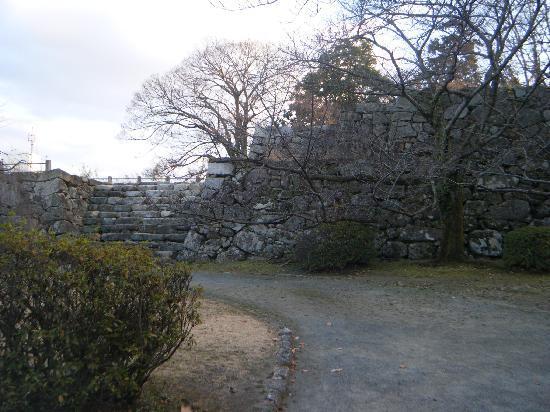 Fukuoka, Japan: Ruinen