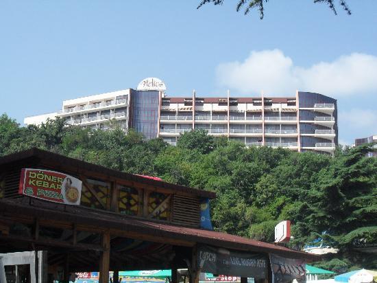 Helios Spa : hotel helios