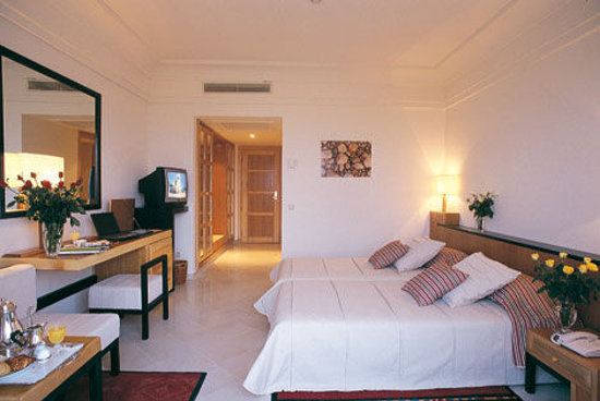 Hotel Laico Hammamet: Catherine