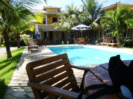 Hotel Pousada Luar de Buzios: Pileta