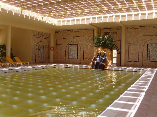 Hotel Sahara Douz: hammam
