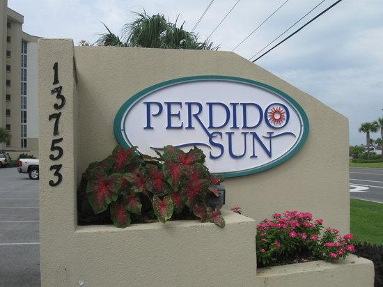 PERDIDO SUN
