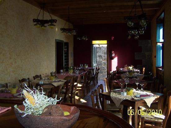 Hotel Emblemático 4 Esquinas: Restaurante