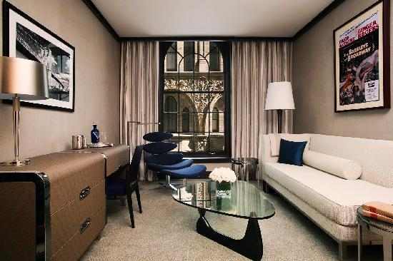 The Chatwal, A Luxury Collection Hotel, New York: Guestroom