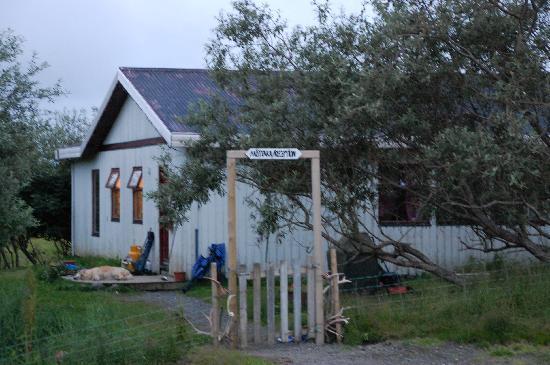 Holmur Guesthouse: la casa dove abita la famiglia e dove avevamo la nostra camera
