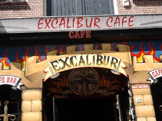 Excalibur bar picture of red light district amsterdam tripadvisor