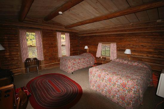 grand s bigstock tetons rental teton cabin the in buffalo near park grandma cabins area national