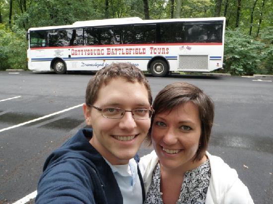 Gettysburg Battlefield Bus Tours: Our bus