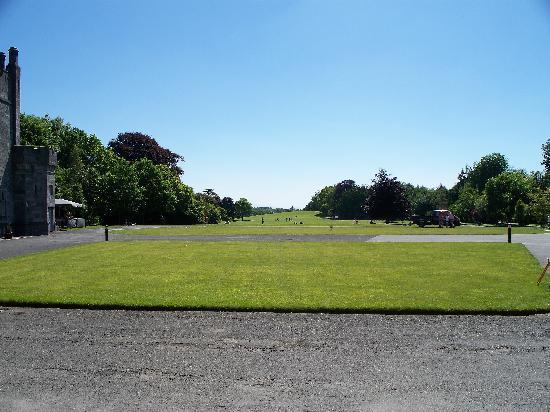 Castillo de Kilkenny: Park