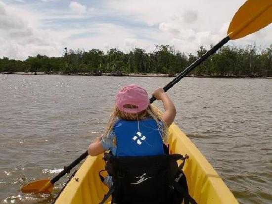 Everglades City, FL: My daughter (5) loved it!