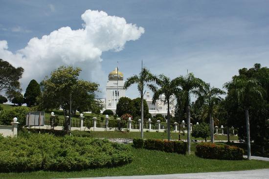 Kuala Kangsar, Maleisië: Residenz Sultan von Perak