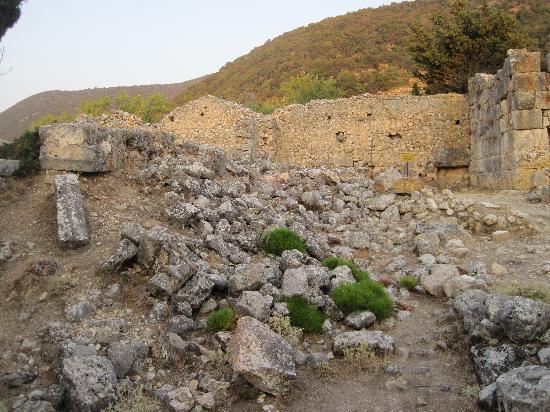 Sami Acropolis : Old Sami