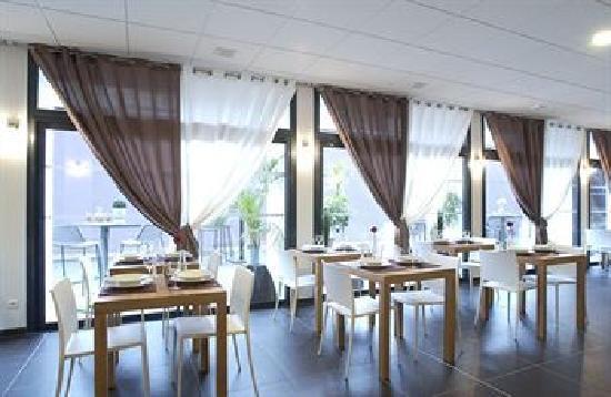 Appart'Hôtel Odalys Lorda : Restaurant