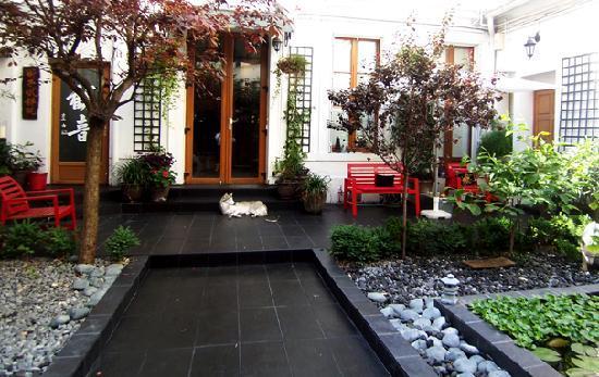 Maison Zen: maisonzen entrance