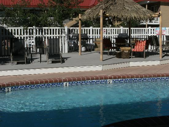Pool Days Inn Montrose