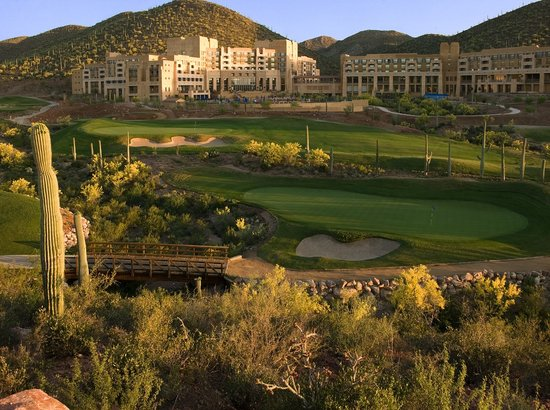 JW Marriott Tucson Starr Pass Resort & Spa: JW Marriott Starr Pass Resort & Spa