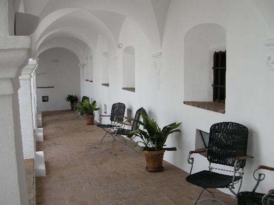 Hospederia Convento de la Parra: La Parra