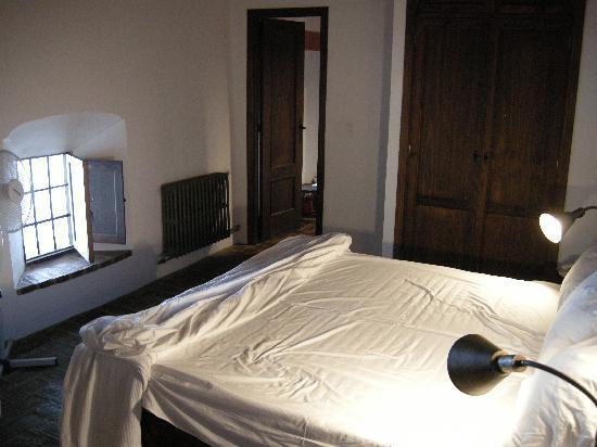Hospederia Convento de la Parra: La Parra (bedroom)