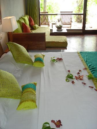 Reethi Beach Resort: view of the new deluxe beach villa