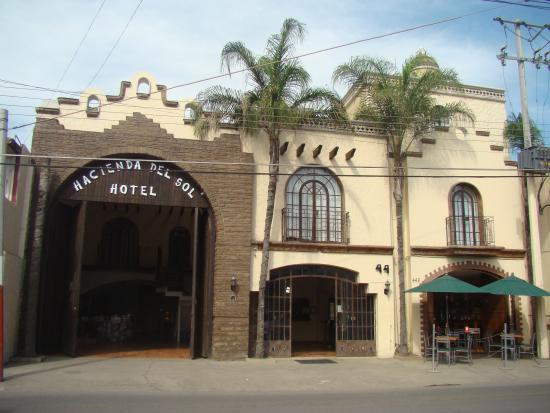 Hotel Hacienda del Sol : this is a picture of the hotel
