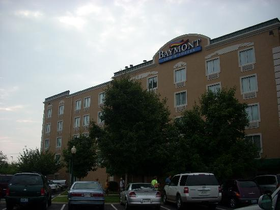 Country Inn & Suites By Carlson, Cookeville: Exterior Shot