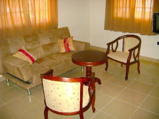 Jardines Vista del Mar Condos: Living Room, standard TwoBed Room condo