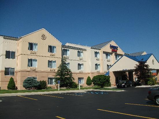 Fairfield Inn by Marriott Port Huron: Fairfield Inn - Port Huron