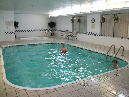 Fairfield Inn Port Huron: Pool