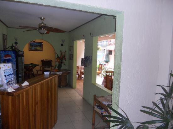 Villa Prats Hotel: Front  Desk