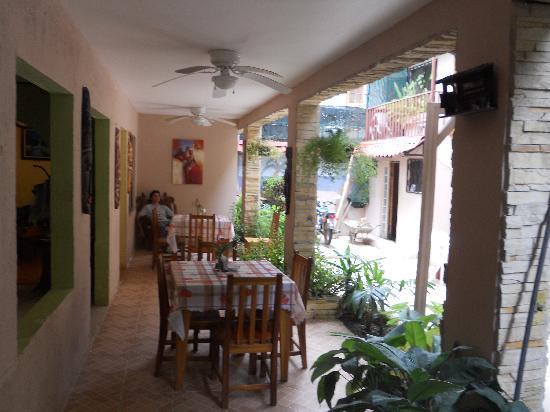 Villa Prats Hotel: Dining Area