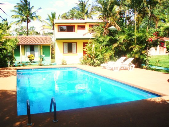 Hotel Villa Dolce: Pool & Garden