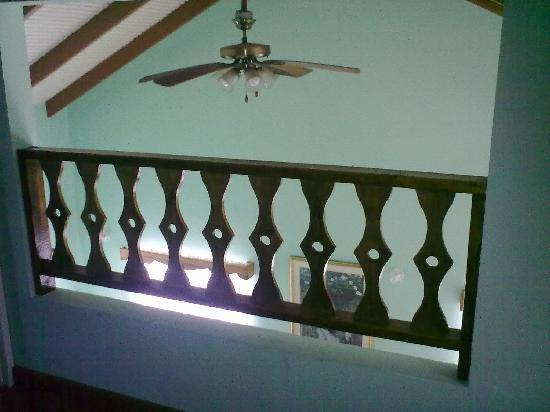 IV King's Guesthouse: balcony