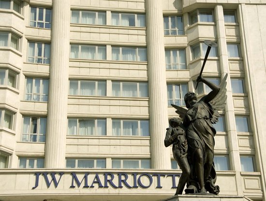 JW Marriott Bucharest Grand Hotel: The five star choice of European royalty and international dignitaries.