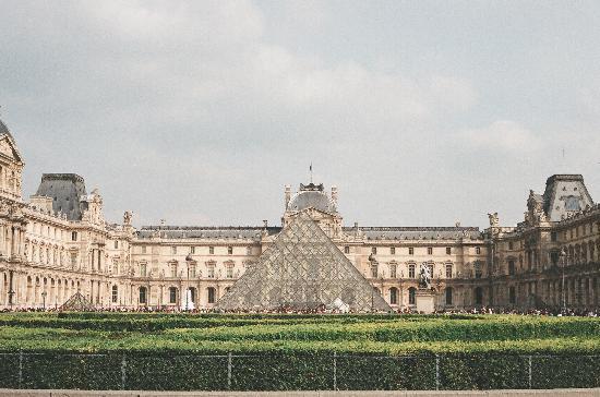 Paris, France: museo de louvre