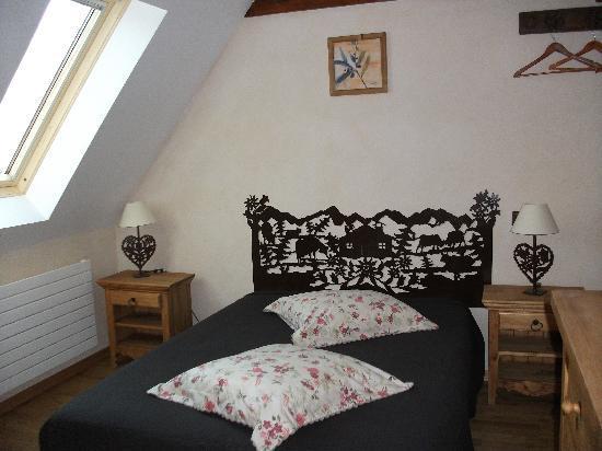 Viviers-du-Lac, Fransa: une chambre des Irisynes