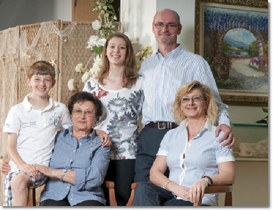 Hotel Rivazzurra Rimini: La nostra famiglia gestisce da 3 generazioni  con impegno e passione