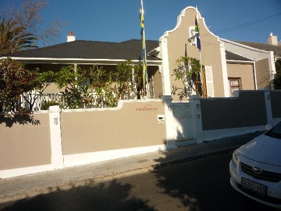 Ambiance Cape Villa: Our place to stay in CapeTown!