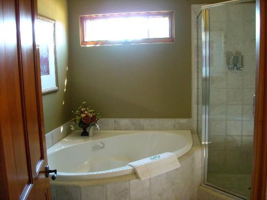 The Canyon Villa: our beautiful bathroom