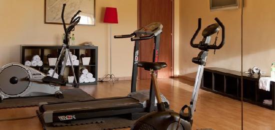 Hotel Ambasciatori: Gym
