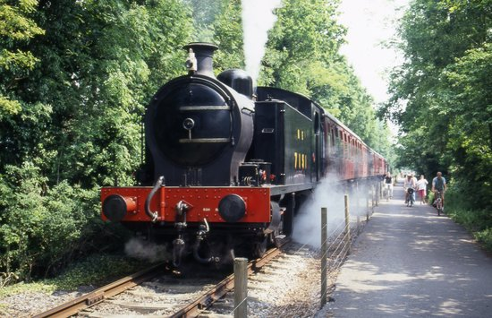 Avon Valley Railway (AVR): Let the train take the strain
