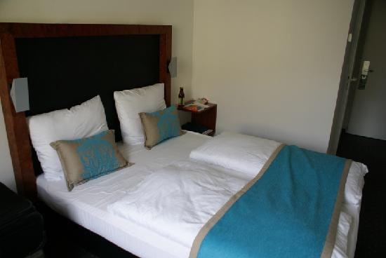 Doppelzimmer bild von motel one m nchen city ost for Motel one doppelzimmer