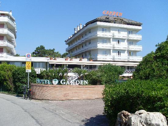 Hotel Garden Sea Caorle: Hotel von außen