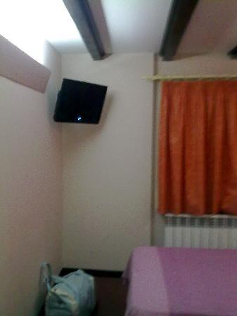 Hostel Micolau : TV