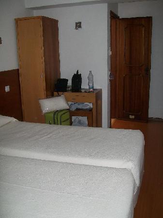 Hotel Santiago: Habitación doble