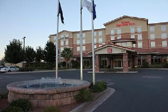 Superior Hilton Garden Inn St. George: The Front Of The Hotel Design Ideas