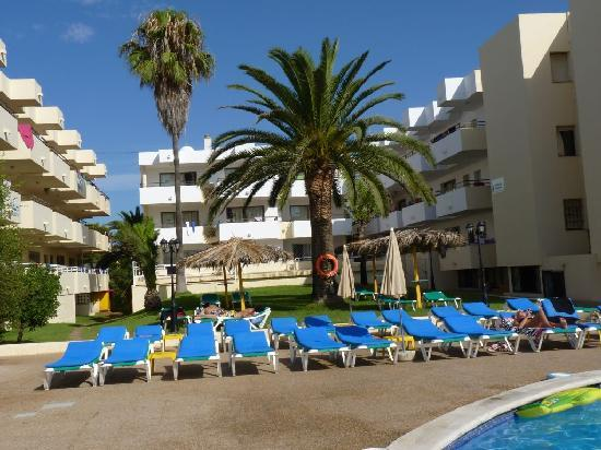 Swimming Pool 1 Picture Of Ibiza Jet Apartments Playa D